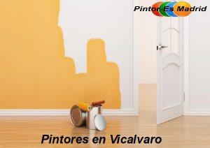 Pintores en Vicálvaro: profesionalismo a su alcance.