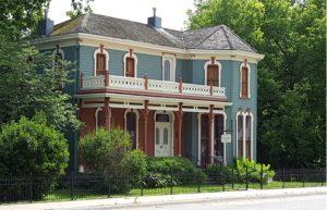 Como pintamos una casa antigua