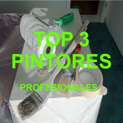 Top 3 Empresas de Pintores en Madrid y Comunidad