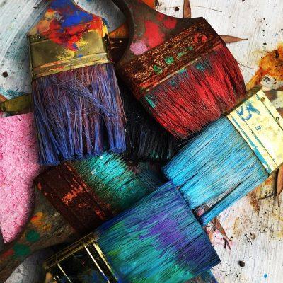 Formas -de pintar un espacio