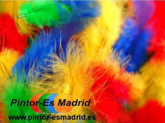 C mo decorar con colores suaves pintor mariano madrid - Muebles mariano madrid ...