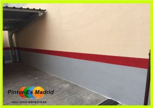 Arreglar Fachada en Calle Antonino Madrid